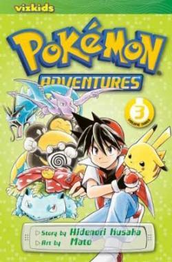 Pokemon Adventures Vol 3