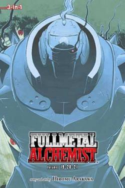 Fullmetal Alchemist 3-in-1 Vol 7