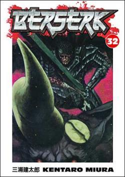 Berserk Vol 32