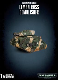 Leman Russ Demolisher 2009