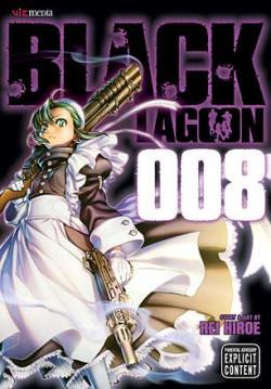 Black Lagoon Vol 8