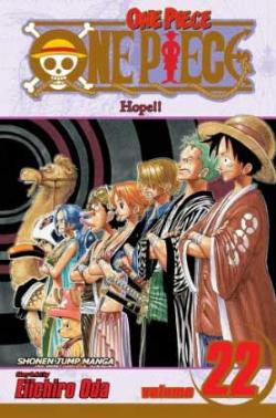 One Piece Vol 22