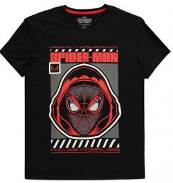 Spider-Man Miles Hood
