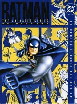 Batman, Animated Series Volume 2
