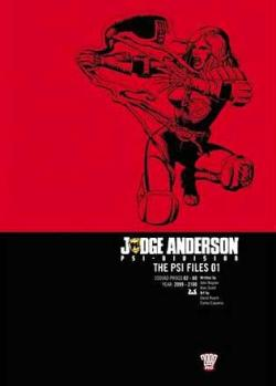 Judge Anderson: The Psi Files 01