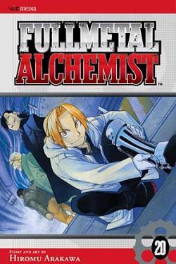 Fullmetal Alchemist Vol 20