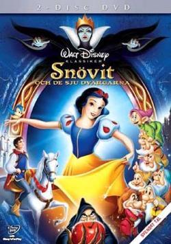 Snow White/Snövit och de sju dvärgarna