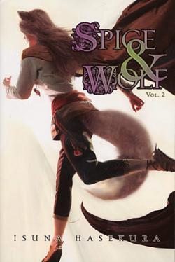 Spice & Wolf Novel 2
