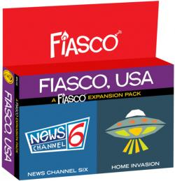 Fiasco (Revised) RPG - Fiasco USA Expansion Pack