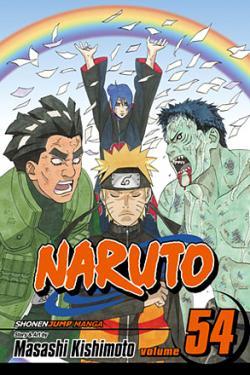 Naruto Vol 54