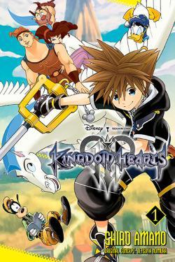 Kingdom Hearts III Vol 1
