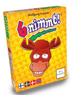 6 Nimmt! (Skandinavisk utgåva)
