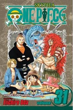 One Piece Vol 31