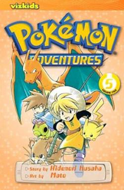 Pokemon Adventures Vol 5