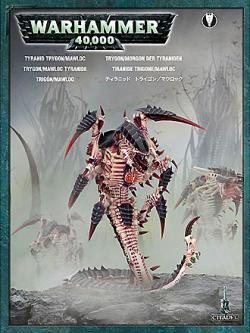 Tyranid Trygon / Mawloc