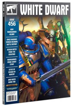 White Dwarf Monthly Nr 456 September