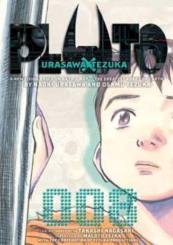 Pluto: Urasawa x Tezuka Vol 8