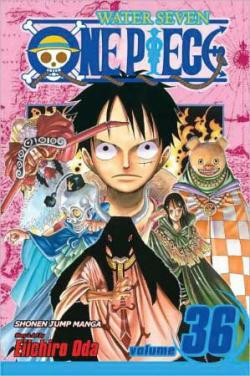 One Piece Vol 36