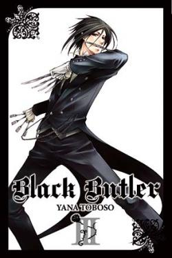 Black Butler Vol 3