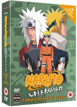 Naruto Unleashed Complete Series 7