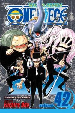 One Piece Vol 42