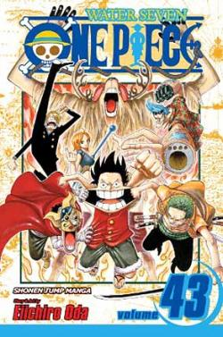 One Piece Vol 43