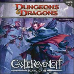 Dungeons & Dragons - Castle Ravenloft Boardgame
