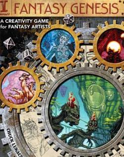 Fantasy Art Genesis: A Creativity Game for Fantasy Artists