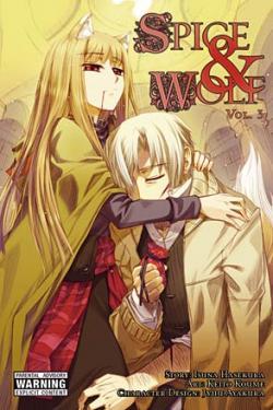 Spice & Wolf Vol 3