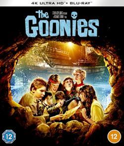 Goonies/Dödskallegänget (4K Ultra HD+Blu-ray)