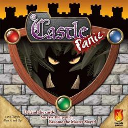 Castle Panic Boardgame