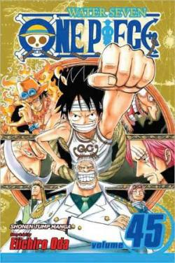 One Piece Vol 45