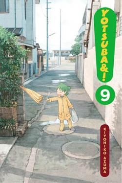 Yotsuba Vol 9