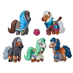 D & D Crossover Collection Cutie Marks & Dragons Collectors Set