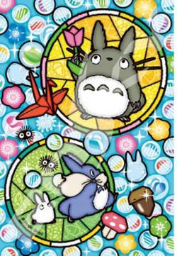 My Neighbor Totoro Origami Artcrystal Jigsaw Puzzle 126pc