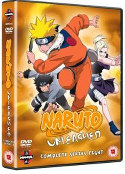 Naruto Unleashed Complete Series 8