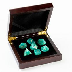 Cats Eye: Aqua Dice Set