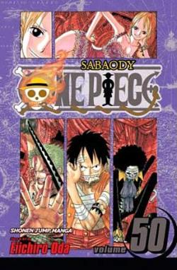 One Piece Vol 50