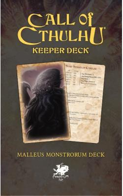 Keeper's Decks -The Malleus Monstrorum