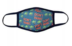 The Hitchhiker's Guide to the Galaxy Face Mask (Large)