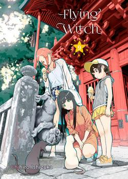 Flying Witch, 9