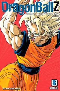Dragon Ball Z Big Edition Vol 8