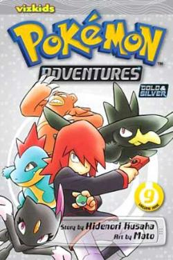 Pokemon Adventures Vol 9