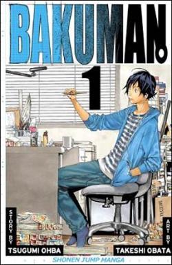 Bakuman Vol 1