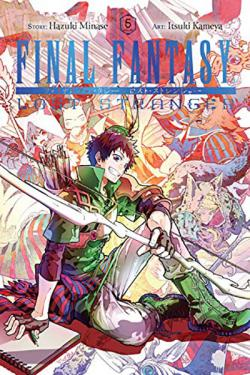 Final Fantasy Lost Stranger Vol 5