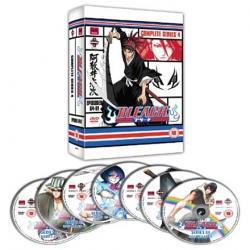 Bleach Complete Series 4