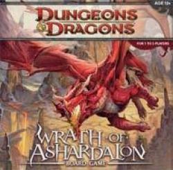 Dungeons & Dragons - Wrath of Ashardalon Boardgame