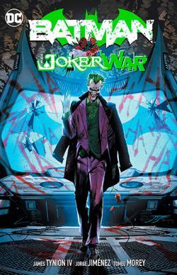 Batman Vol 2: The Joker War