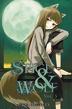 Spice & Wolf Novel 3