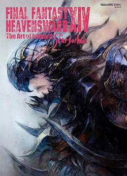 FF XIV: Heavensward The Art of Ishgard The Scars of War Art Book